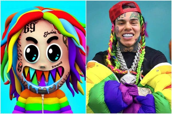 Tekashi 6ix9ine is back, releases first postprison song 'GOOBA'